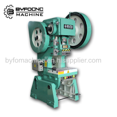 Sheet Metal Used hole punching Nanjing Byfo punch press machine