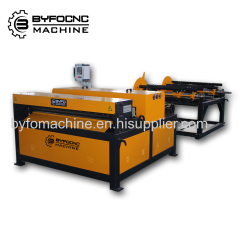 Rectangular duct forming machine