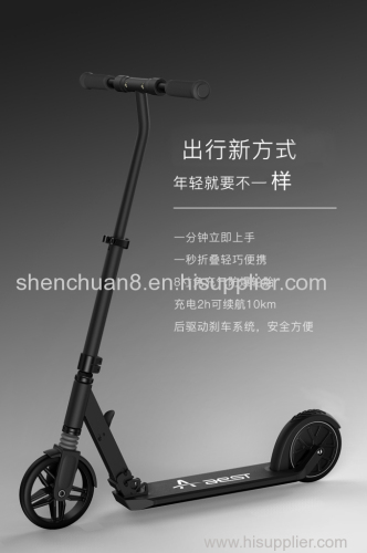 Electric scooter Model limited