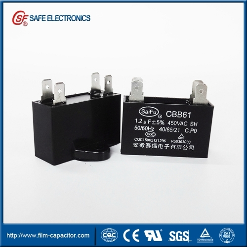 ac motor ceiling fan capacitor