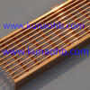 Colored Linear Drain Grates