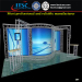 Advertising Exhibit Truss Rigging Display Trade Show Booth System