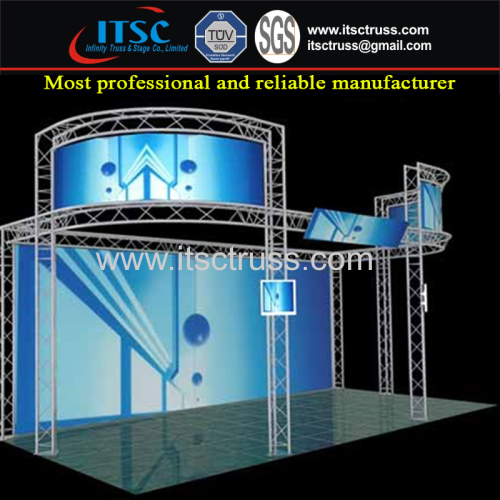 Trade Assurance High Quality Aluminum Exhibit and Display Trus Rigging