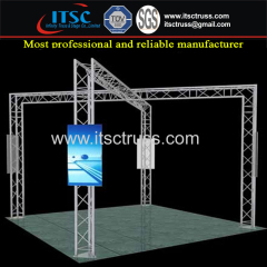High Quality Exhibition Display Aluminum Lighting Truss Rigging