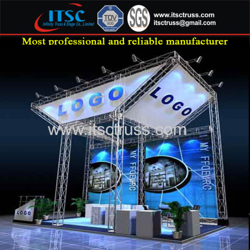 Aluminum Hercules Trade Show Exhibition & Display Truss Rigging Kits