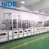 Automatic three phase electirc motor winding stator production line machine with Phone control