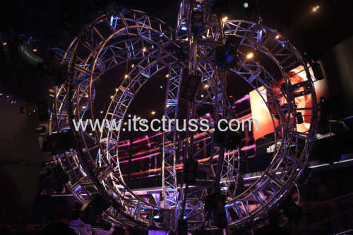Custom Concerts & Event Truss Rigging Solution from China