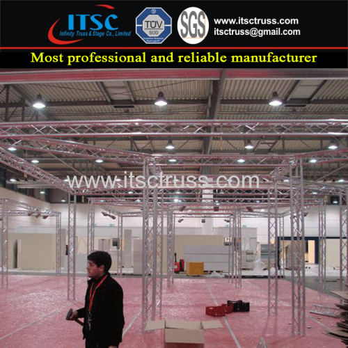 Exhibits Display Trade Show Lighting Truss Rigging System