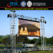 Multipurpose & Advertising LED Screen Outdoor Truss Rigging System for Heavy Duty LED Screen Support