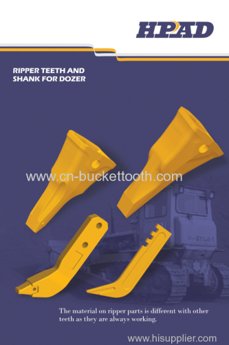 Dredger Spare Parts Sand-Casting Tooth