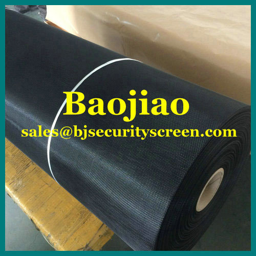 250mm Roll Epoxy Coated Woven Wire Filter Screen