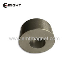 Sintered SmCo extremely strong magnets Ring magnets high temperature magnets Samarium Cobalt Magnets