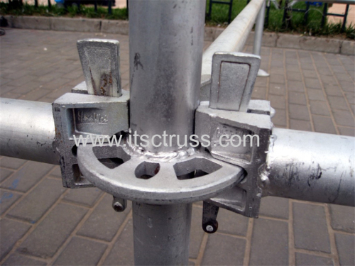 18x10m Ringlock Scaffolding System for Hundreds of Stage Beam Lighting Fixture