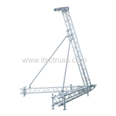 Updated Outriggers for 290x290mm Pillars Lifting Towers
