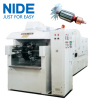 Automatic rotor high temperature varnish trickling machine for electric motor armature