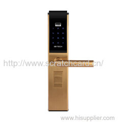 PREMIUM RF CARD DIGITAL DOOR LOCK WITH ANTI-PANIC