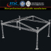 8x8x6m Economic Stage Truss Pyramid Roofing Trussing System