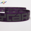 elastic nylon + spandex webbing customized the logo and pattern