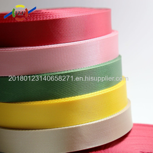 900d 2.5 cm PP webbing polypropylene webbing for bag