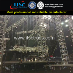 Moving Head Lighting Trussing Rigging System Conerts Projects
