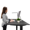 Powerful Lifting Height Adjustable Standing Desk Frame