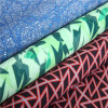 camouflage design digital printed sport wear fabric