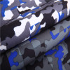 new camouflage design garment sport wear tricot