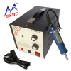Ultrasonic positioned fusing machine