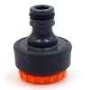 "Plastic Soft 1/2""&3/4"" Outdoor Hose Tap Connector"