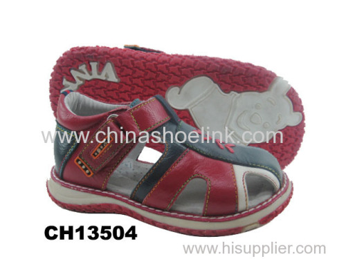 Best leather sport sandals manufactor