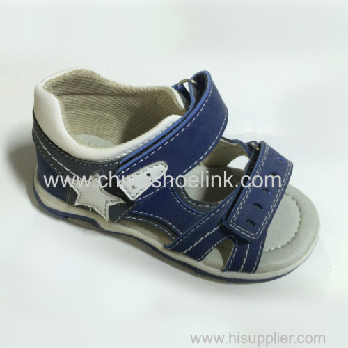 Baby outdoor shoes sport sandals supplier