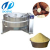 How to process cassava garri with high efficiency?