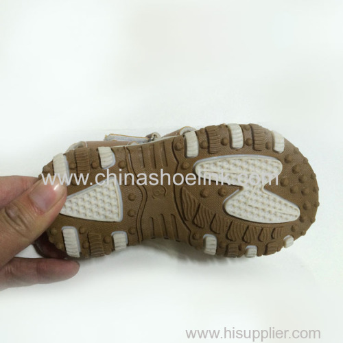 Just child sport sandals outdoor shoes manufactor