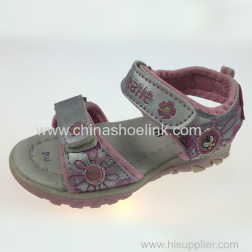 Girl outdoor shoes sport sandals supplier