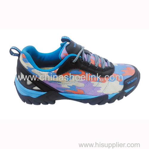 Best hiking shoes China men trekking shoes walking shoes manufactor