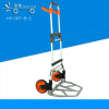 Two-wheel 120 Kgs load capacity foldable hand trolley folding luggage cart