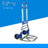 Two-wheel 70 Kgs load capacity foldable hand trolley folding luggage cart