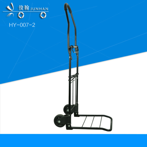 Two-wheel 50 Kgs load capacity foldable hand trolley folding luggage cart