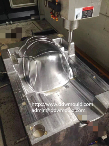 DDW Plastic Injection Chair Mold exported to Mexico