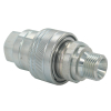 ISO5676 Hydraulic Quick Release Coupling G1/2 Quick Coupler Fast Connector