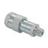 Carbon Steel KZE-B Hydraulic Thread Lock Quick Coupling PARKER 3000 interchangeable