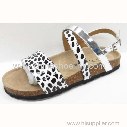 Best lady fashion sandals wholesaler summer outdoor sandals supplier