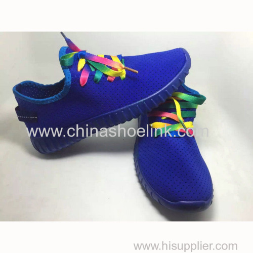 Hot sport casual shoes with injection sole