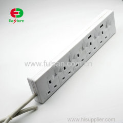 Surge Protector Power Strip With GCC Certificate