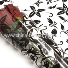 Printed Cello BOPP Flower Packaging