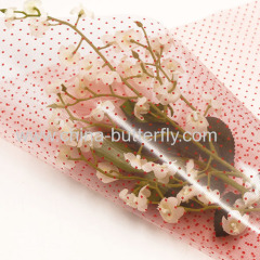 Printed Cellophane Sheet Dots