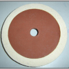 red cover polishing wheel pad