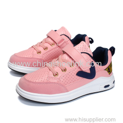Best child school shoes skateboard shoe outdoor shoes supplier