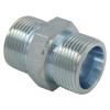 1C 1D Hydraulic Adapter 24 Degree Straight Fitting Bite Type Tube Fitting Pipe Fitting