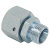 2C/2D Parker RED Swivel Nut Union Hydraulic Fitting Metric Female to Metric Male Thread Adapter